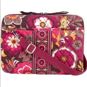 Vera Bradley Mini Laptop Case Carnaby